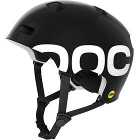 POC Crane MIPS - Casco de bicicleta - negro
